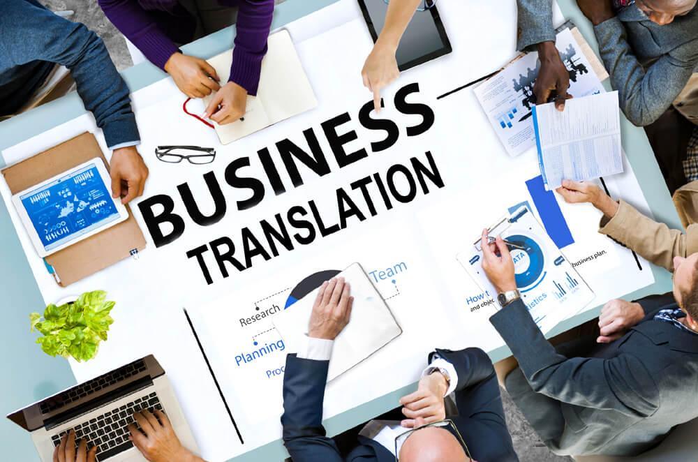 Translations entrepreneurs