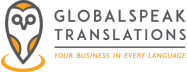 GlobalSpeak Translations logo